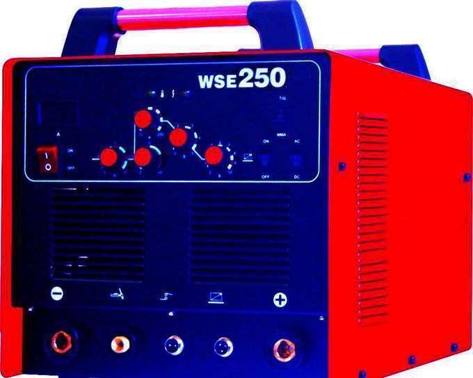 铝焊机WSE250