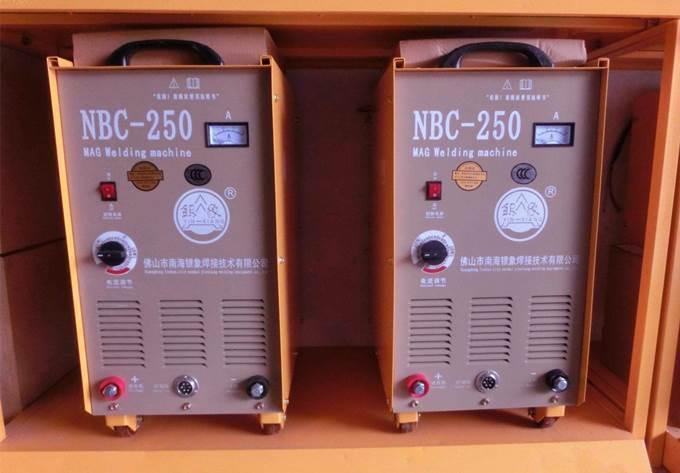 二保焊机NBC-250