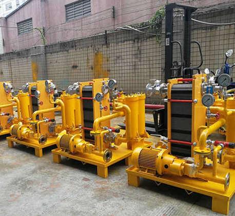 非标自动化设备--润滑油冷却泵