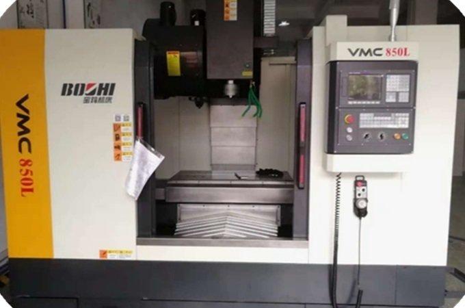 CNC机加工厂家