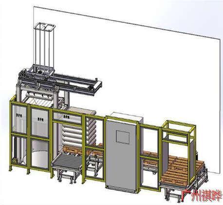 非标自动化设备--柔直阀冷系统自动加盐装置