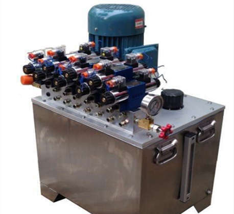 非标自动化设备--液压泵站