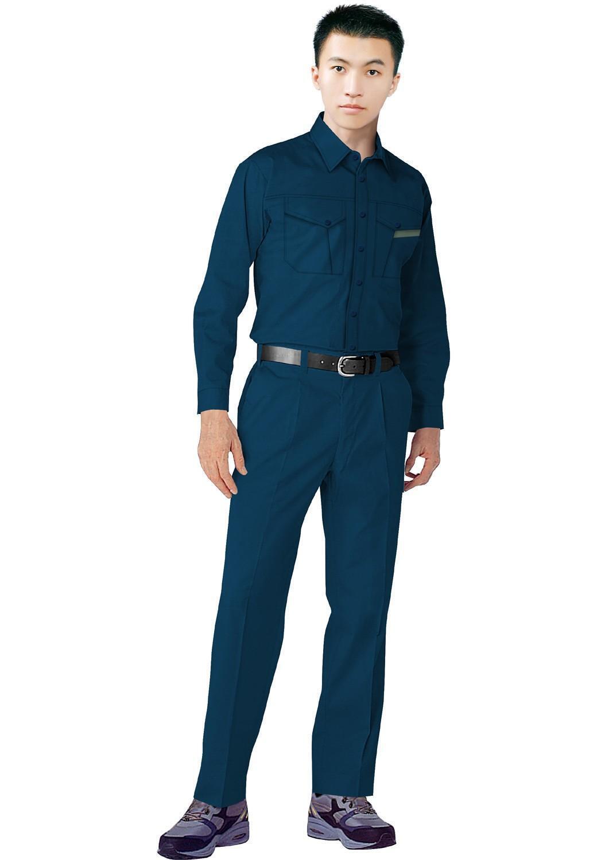 工程服长袖044
