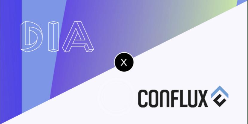 DIA 与 Conflux 达成合作伙伴关系