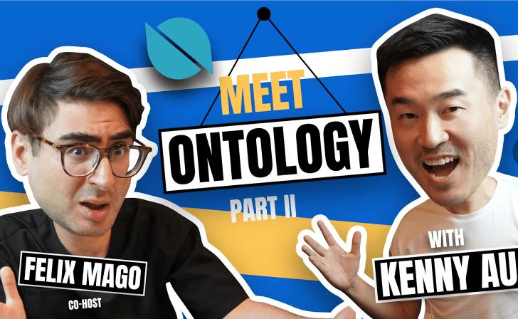 Ontology:去中心化身份和数据的引领者