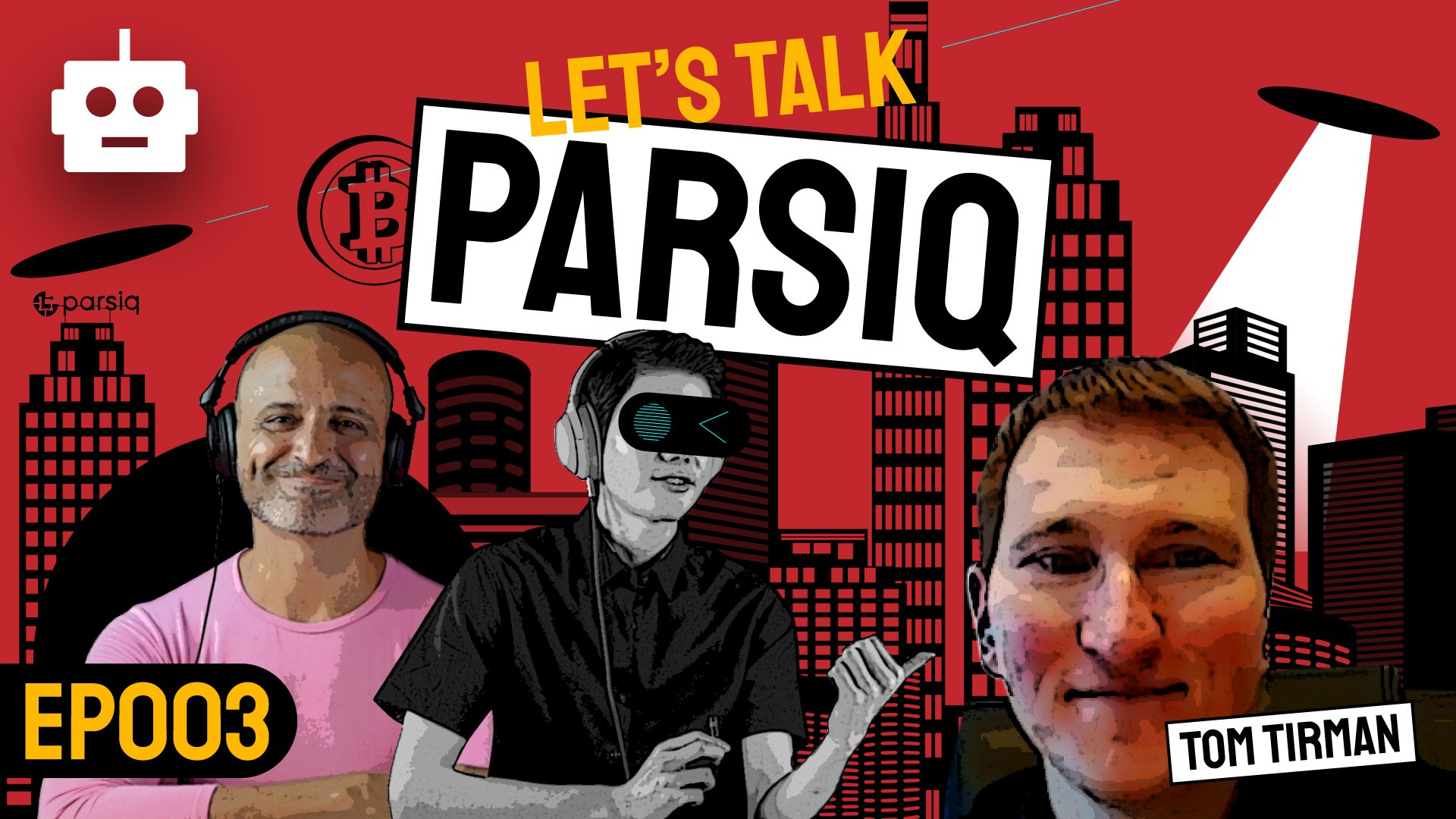 PARSIQ:构筑智能合约和现实世界的桥梁(上)