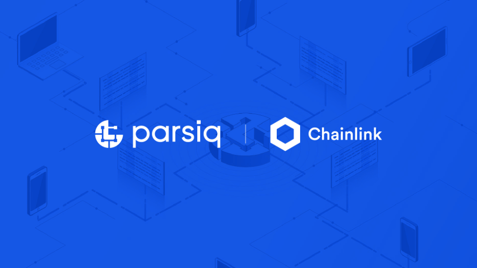 PARSIQ在BSC上加入Chainlink的喂价实况