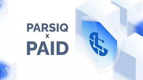 PARSIQ与PAID网络达成合作