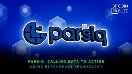 PARSIQ: 借助区块链技术让数据活跃起来