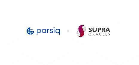 PARSIQ与SupraOracles建立战略合作伙伴关系