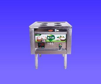 无醇燃料蒸包炉