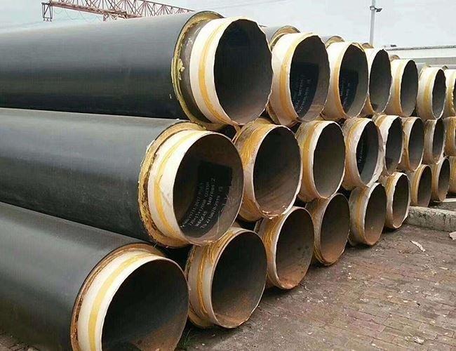 市政工程用聚氨酯发泡保温钢管