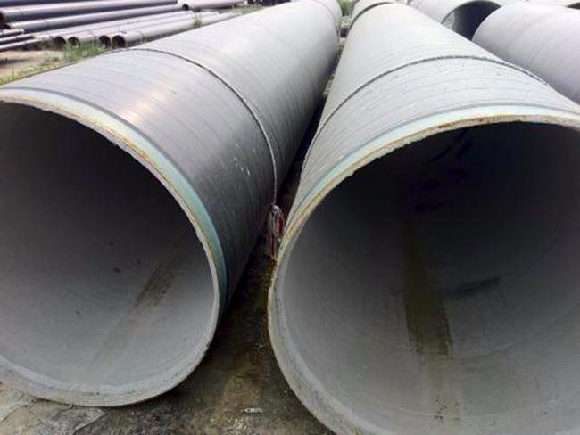 化工厂污水用防腐管道