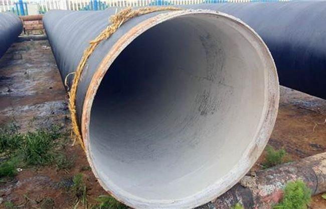供排水专用水泥砂浆防腐钢管