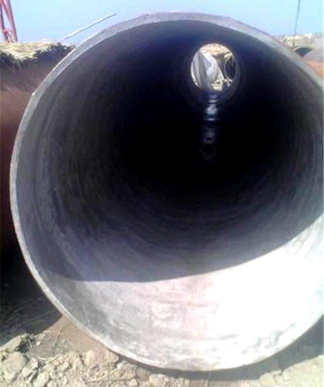 排污专用水泥砂浆防腐钢管