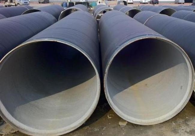 污水专用水泥砂浆防腐钢管