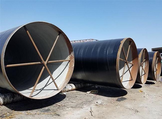 污水处理管道用水泥砂浆防腐钢管