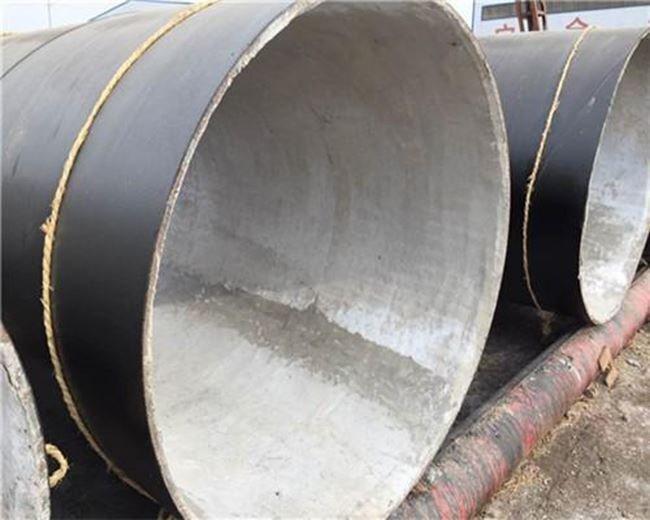 自来水厂用水泥砂浆防腐钢管