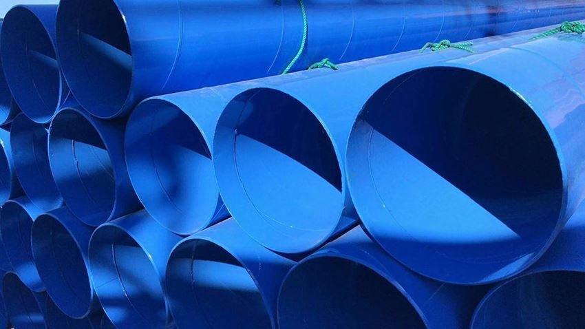 大口径给水涂塑钢管
