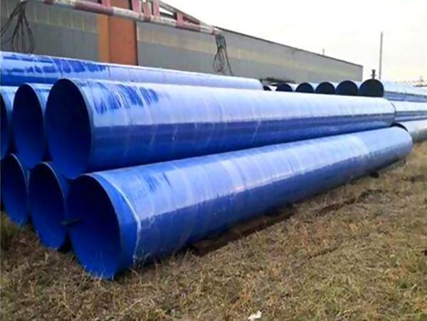 管廊用内外涂塑钢管
