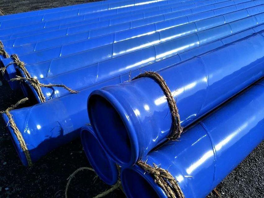 输水用承插式涂塑管