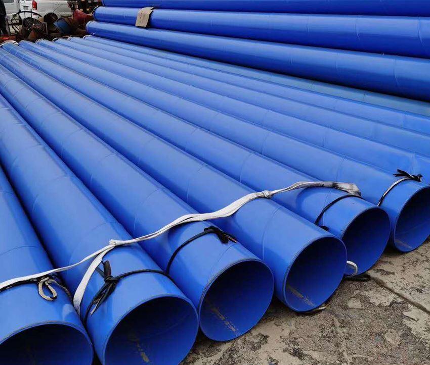 输水用涂塑防腐钢管