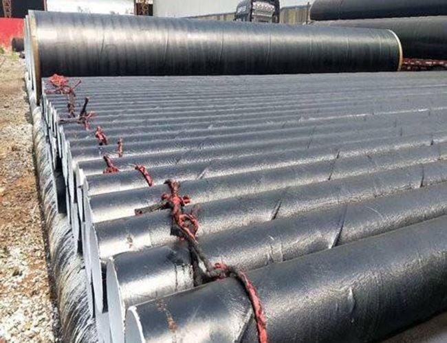 排水管道用环氧煤沥青防腐钢管