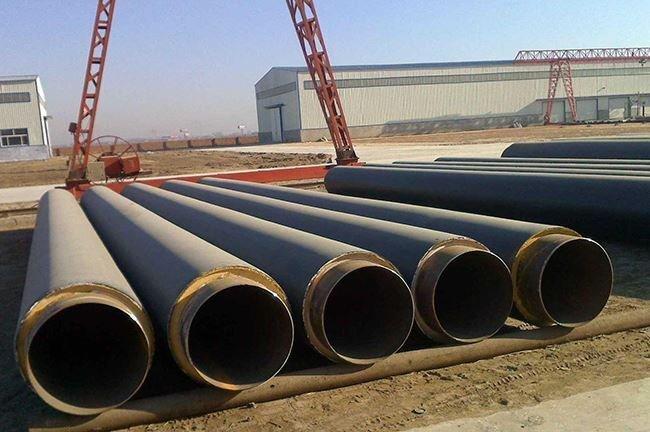 供暖用预制直埋保温钢管