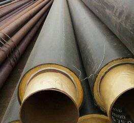 热力管道用聚氨酯保温钢管