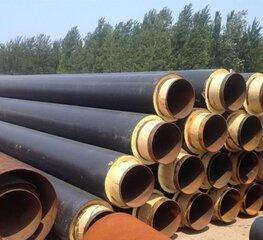 供热用大口径保温钢管