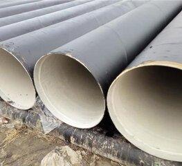 排水用水泥砂浆防腐钢管