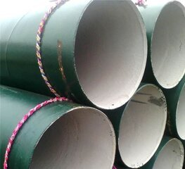 供水用水泥砂浆防腐钢管