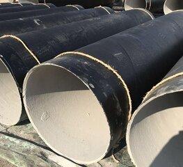化工用水泥砂浆防腐钢管