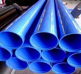 给水工程用涂塑螺旋钢管