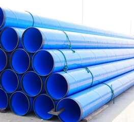 建筑输水用涂塑钢管