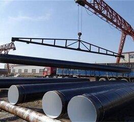 加强级环氧煤沥青冷缠带防腐钢管