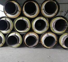 输送石油用钢套钢保温钢管