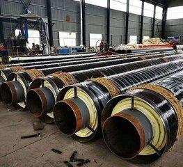 蒸汽输送用钢套钢保温管厂家