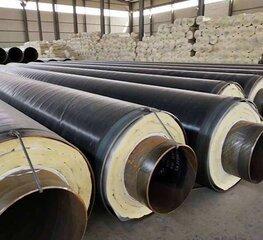 架空式钢套钢保温管厂家