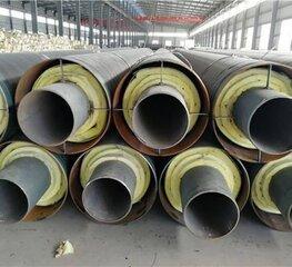 热力工程用钢套钢保温钢管