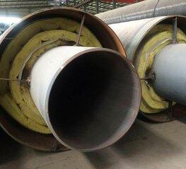 市政供热工程用保温钢管