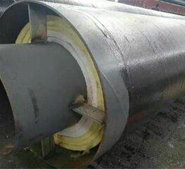 地埋式蒸汽输送钢套钢保温管