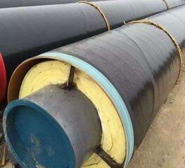 燃气用钢套钢蒸汽保温钢管