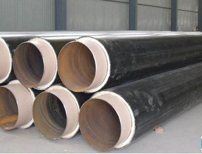 供热管线用聚氨酯发泡保温管