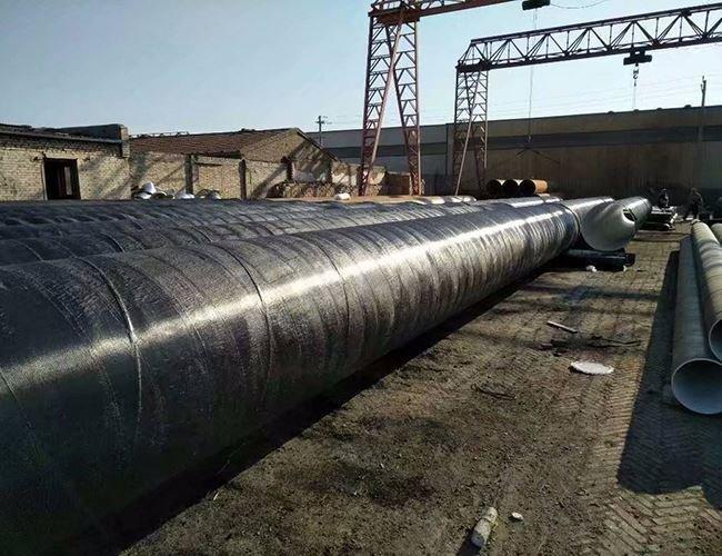 排水用三布五油防腐钢管