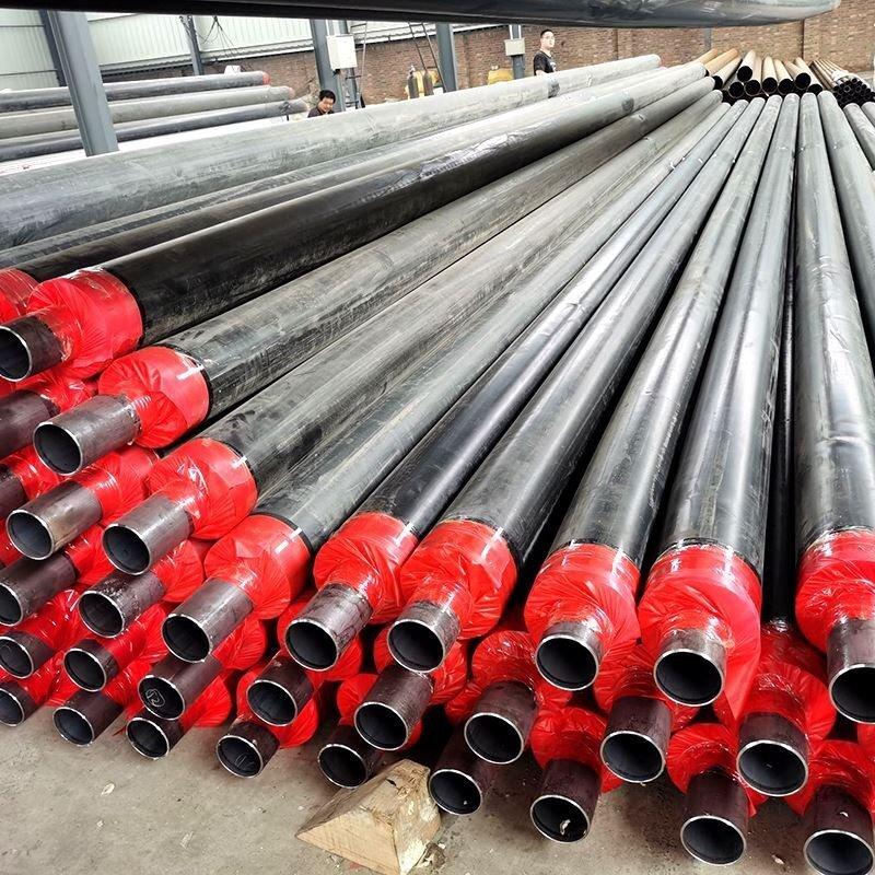 城市供热保温钢管