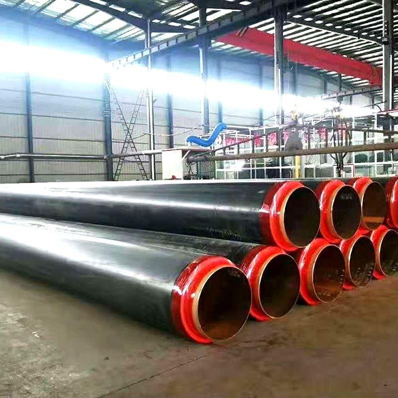 集中供暖用聚氨酯保溫鋼管