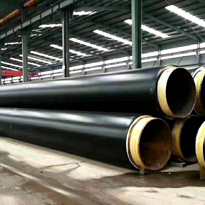 热力管网用聚氨酯保温管厂家