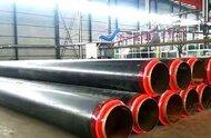 聚氨酯直埋保溫鋼管工藝特點