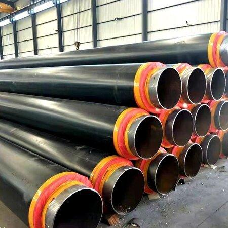 城市供熱用保溫鋼管
